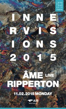 INNERVISIONS 2015 feat. AME & RIPPERTON