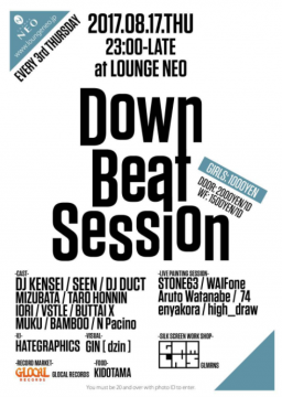 Down Beat Session