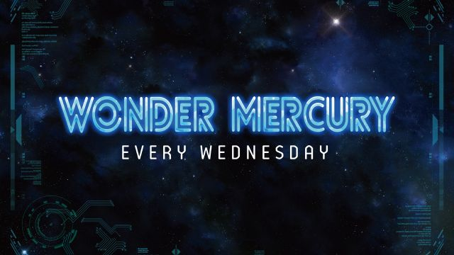 『 WONDER MERCURY 』