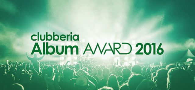 clubberia Album Awards 2016