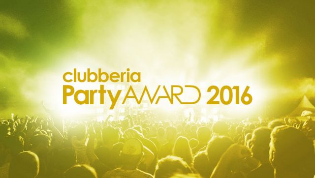 clubberia Party Awards 2016