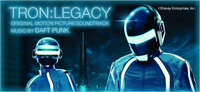 TRON:LEGACY-MUSIC BY DAFT PUNK