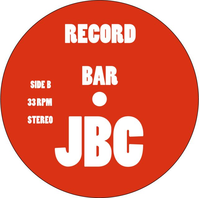 RECORD BAR JBC