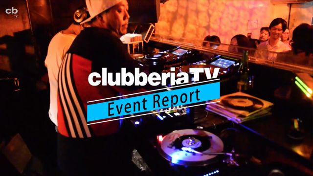 Clubberia TV presents Captain Vinyl
