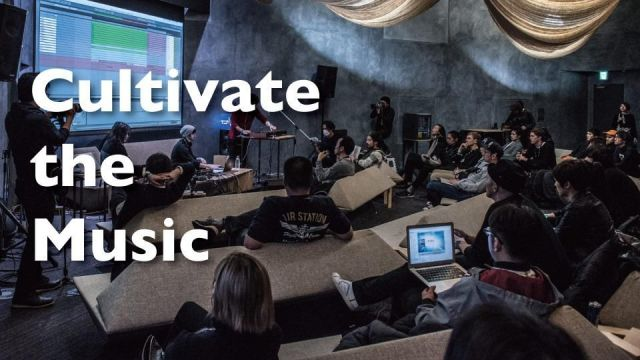 KoyasのCultivate the Music - vol.2:Ableton Meetup Tokyo Vol.14
