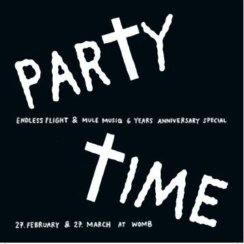 endless flight -mule musiq 6th anniversary party -