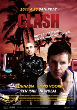CLASH  feat. Technasia & Joris Voorn