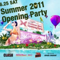 ageHa SUMMER 2011 OPENING PARTY