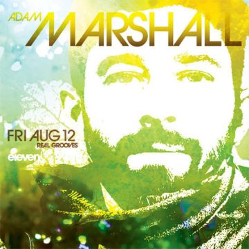 Real Grooves presents Adam Marshall