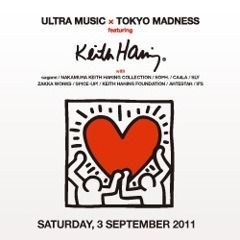 ULTRA MUSIC × TOKYO MADNESS  feat. KEITH HARING