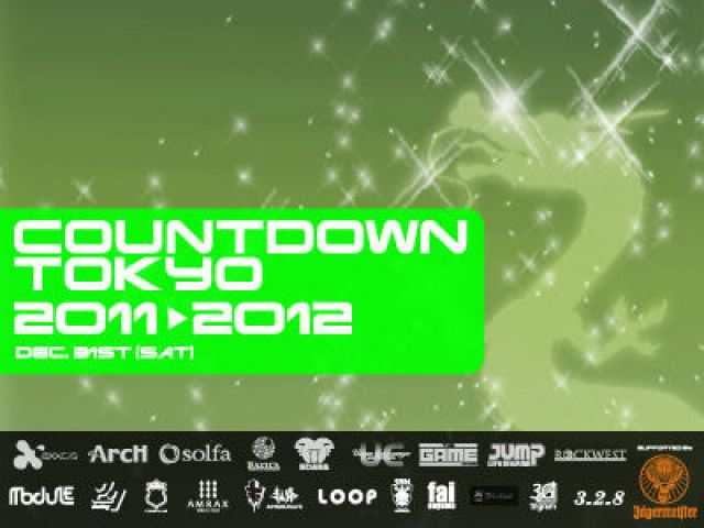 COUNT DOWN TOKYO 2011-2012