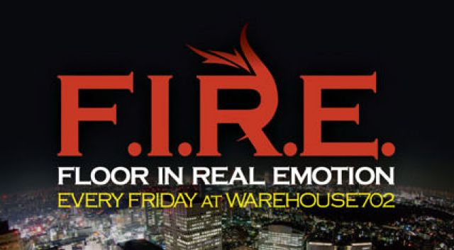 F.I.R.E.  - Floor In Real Emotion - feat. CYBERJAPAN -Valentine 2012-