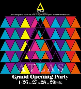 ATLAS Grand Opening Party -Day 2-