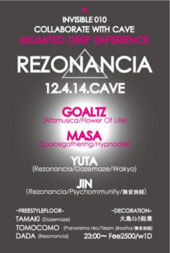 Collaborate With Cave 80 limited deep experience  *Rezonancia*