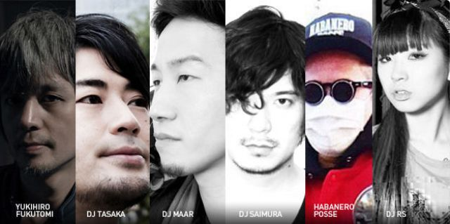 REACTIVATE  ~DJ SAIMURA Birthday Bash!!!!!~