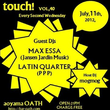 touch! vol.40