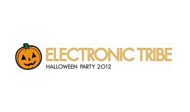 ELECTRONIC TRIBE HALLOWEEN PARTY 2012