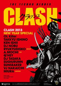 CLASH 2013 NEW YEAR SPECIAL