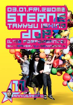STERNE 11th ANNIVERSARY