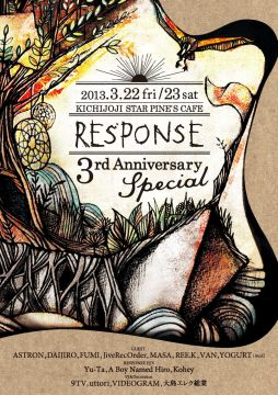 RESPONSE-3rd Anniversary Special-