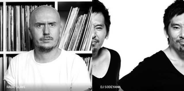 TIME TRAP feat. RADIO SLAVE -Radio Slave 'Balance 023' Release Tour in Japan-