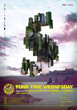 FUNK TIME WEDNESDAY