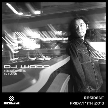 DJ WADA (SUBLIME RECORDS/CO-FUSION)
