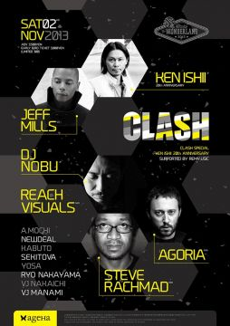 CLASH SPECIAL – KEN ISHII 20th ANIVERSARY –