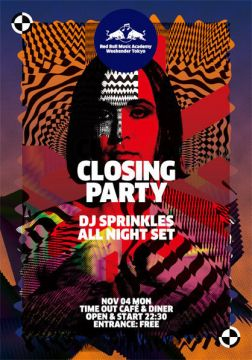 Red Bull Music Academy Weekender - Closing Party -