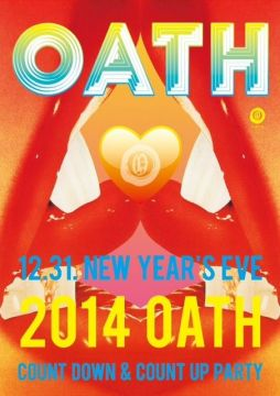 """2014OATH -COUNTDOWN & COUNTUP PARTY-"""