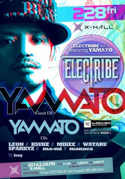 ELECTRIBE Vol.3 Featuring YAMATO