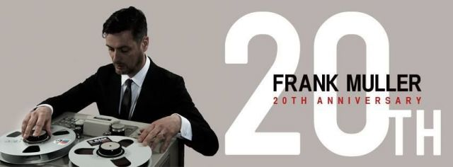 "DHELTA ""FRANK MULLER 20thAnniversary"""