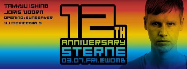 STERNE 12th ANNIVERSARY