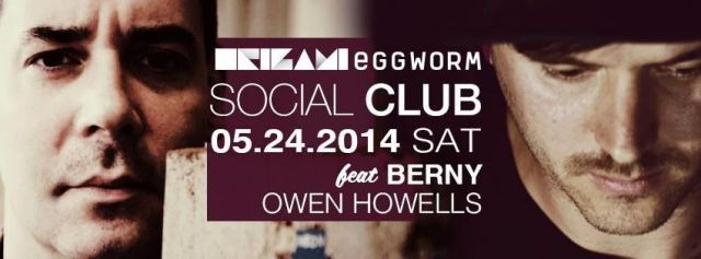 SOCIAL CLUB feat. BERNY & OWEN HOWELLS