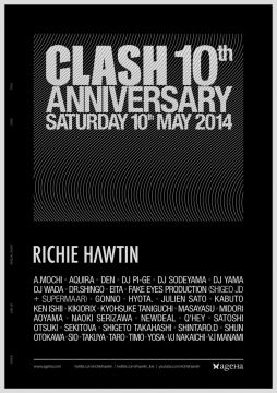 CLASH 10th ANNIVERSARY