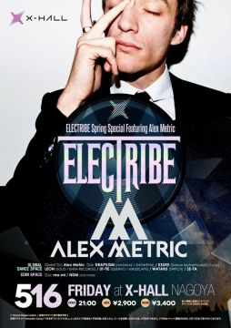 ELECTRIBE Spring Special Featuring Alex Metric