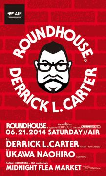ROUNDHOUSE supported by RÉMY:ÜSIC