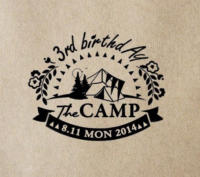 The CAMP『3rd birthdAy』