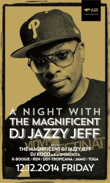 A Night with Jazzy Jeff