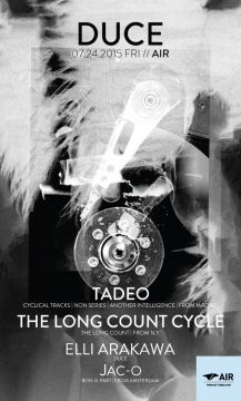 DUCE feat. TADEO & The Long Count Cycle