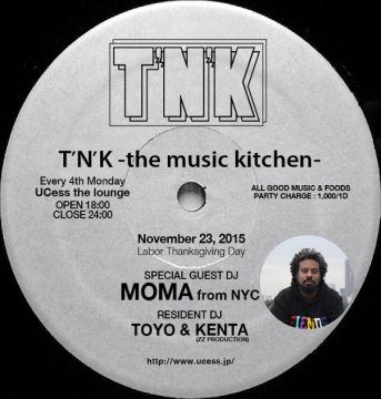 T'N'K - MUSIC KITCHEN-