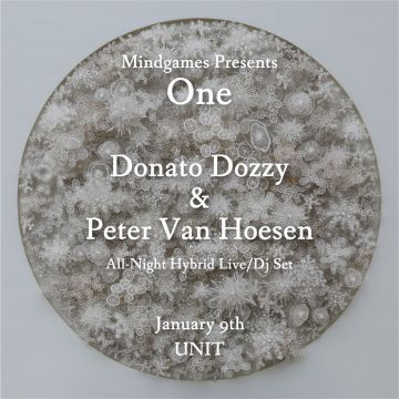 "Mindgames: ""One"" with Donato Dozzy and Peter Van Hoesen"