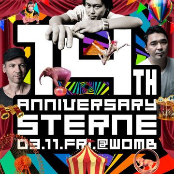 STERNE 14th ANNIVERSARY