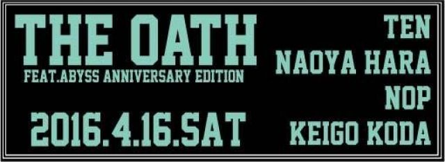 THE OATH -feat.Abyss anniversary edition-
