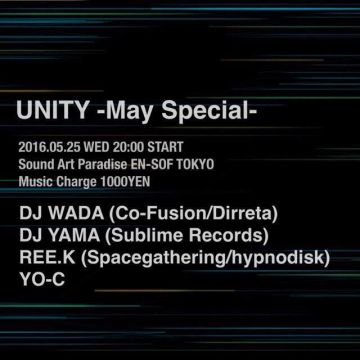 Unity -May Special-