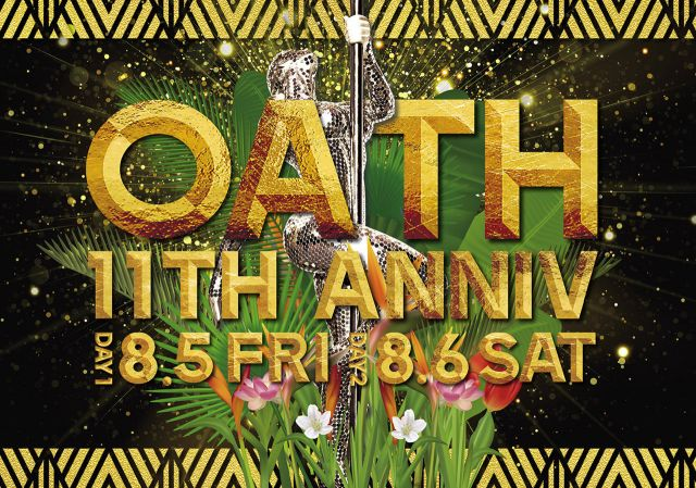 OATH 11th ANNIVERSARY DAY2
