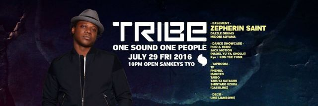 TRIBE One Sound, One People