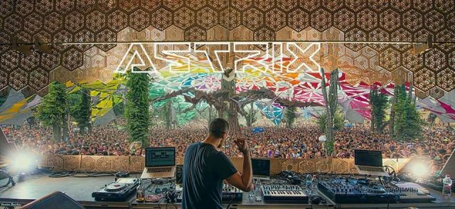 "Mother -Astrix New Album ""He.art"" Release Party-"
