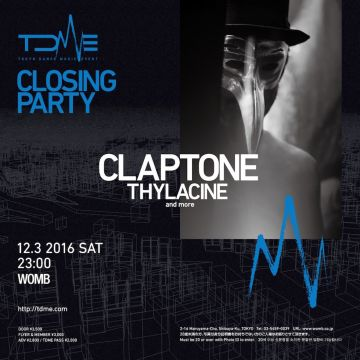 TDME CLOSING PARTY