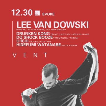 EVOKE feat LEE VAN DOWSKI